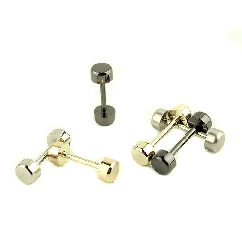 DUMBBELL BARBELL Rings Piercing Bag Strap Accessories 2/4/6/8 lot ...